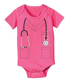 Nurse Bodysuit - Infant