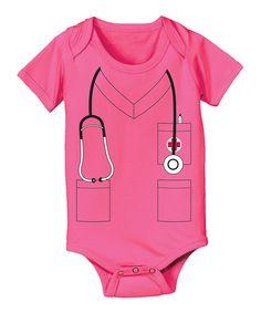 Nurse Bodysuit - Infant