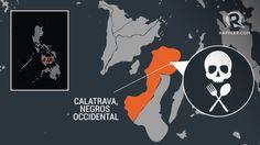 Food poisoning: Girl dead 26 sick after Negros Occidental party #RagnarokConnection