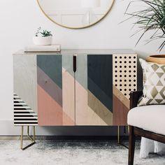 Home Furniture Wooden Modern Furniture Sketch Plywood Furniture, Unique Furniture, Upcycled Furniture, Furniture Projects, Furniture Makeover, Furniture Decor, Painted Furniture, Furniture Design, Patterned Furniture