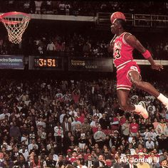 Micheal Jordan: 50 Greatest Moments for his 50th Birthday