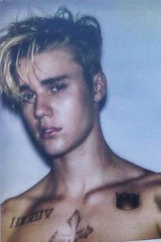 Justin Bieber for Interview Magazine (2015)