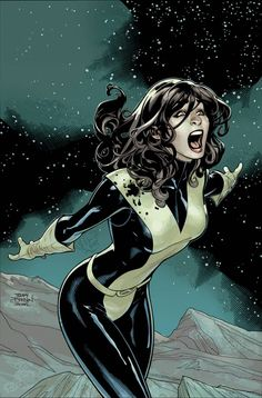 X-Men #537, Kitty Pryde by Terry Dodson