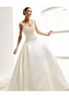 Scoop Neck Wedding Dress Guest Dresses Uk Designer Gowns Dressses Clic