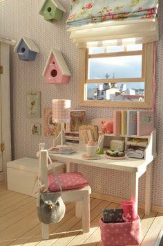 Customs OOAK Blythe; OOAK Dioramas scale 1:6 for Blythe, Pullip, momoko, barbie…