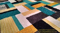 Simple Baby Quilt - Just Quilted Treasures