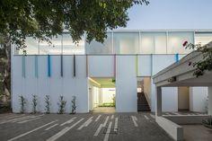 paritzki & liani architects new french school in tel aviv