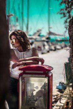 Marina in Palaio Faliro, Athens, Greece