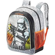 American Tourister - Star Wars Storm Trooper Backpack, 65776-4608