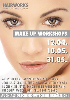 Make-up Workshops 04-05 2015