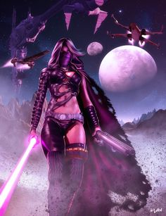 The Sith Power by *isikol