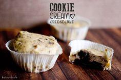 Cookie Cream Cheesecake #ichbacksmir #kaesekuchen