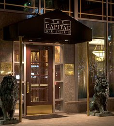 Gotta luv the Capital Grille.  However, I try to go to these a la carte restaurants doing restaurant week. Good food and excellent service.  Even if you don't have money they treat you like you do...lol. :-)