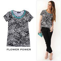 Compre moda com conteúdo, www.oqvestir.com.br #Fashion #Summer #Print #Shirt #Shop