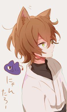 さやか(tnprykmr35)のお気に入り - ツイセーブ Anime Cat Boy, Neko Boy, Anime Neko, Anime Art, Cute Profile Pictures, Anime Princess, Boy Character, Cute Anime Guys, Cat People