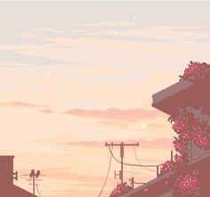 Pixel art wallpaper life 66 Ideas for 2019 Aesthetic Images, Aesthetic Backgrounds, Aesthetic Anime, Aesthetic Art, Aesthetic Wallpapers, Art And Illustration, Illustrations, Arte 8 Bits, L Wallpaper