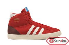adidas Basket Profi OG  University Red  (G60894)