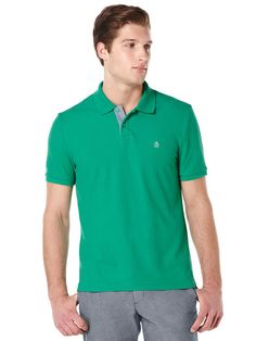 THE DADDY-O POLO // Original Penguin