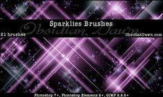 free-sparklies-photoshop-brushes