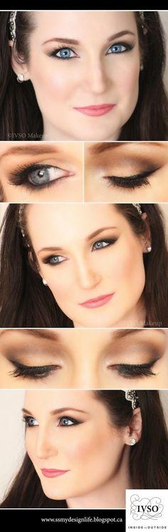 Makeup Tutorial  Sugar & Spikes and My Design Life: www.ssmydesignlife.blogspot.ca