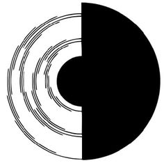 Not everyone sees the same color when they stare at this spinning disk » I saw yellow and a pinkish purple. What do you see?