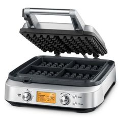 Breville® Smart Waffle™ 4 Slice Waffle Maker,BREBWM620X - Sears   Sears Canada