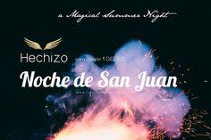 Hechizo Mágica Noche de San Juan - Cumple 1 Deseo   Tarot de María