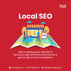 Our dependable local SEO services get your website and business seen all over the internet, resulting in more traffic and leads for your company's growth. Professional Seo Services, Local Seo Services, Search Engine Optimization, You Got This, Internet, Website, Digital, Business, Its Ok