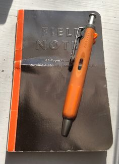 4a572bf9a0e Read Andrew s review of the Field Notes Black Ice
