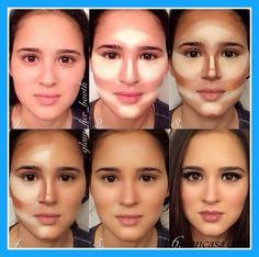 maquillaje de la cara paso a paso - Buscar con Google