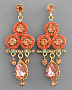Charlotte Earrings - GORGEOUS