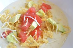 Mexican Corn Chowder
