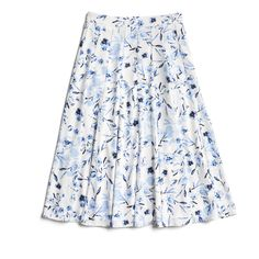 Stitch Fix Spring Stylist Picks: Floral midi skirt