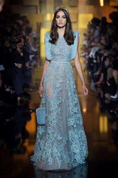 Resultado de imagem para Elie Saab | Haute Couture Fall Winter 2015/2016