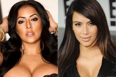Kim Kardashian may have been propelled to fame from 2007 by a homemade sex tape she starred in but this doesn't mean she's the Kardashian who would most likely impress in bed. At least according to the woman playing Kim K in her forthcoming porn parody due for release this September, and come to think of it, I think I agree with her.