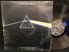 Pink Floyd The Dark Side of the Moon Vinyl Record LP SMAS-11163 #Rock