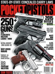 39 best magazine covers images on pinterest revolvers gun and download pocket pistols 2015 online free pdf epub mobi ebooks fandeluxe Image collections