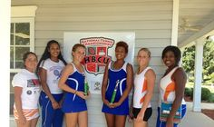 Women's Tennis Wins National HBCU Doubles Title (Sandy Lochu)