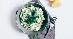 bloemkool risotto