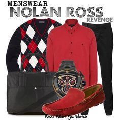 Inspired by Gabriel Mann as Nolan Ross on Revenge. Double Infinity, Got The Look, Movie Characters, Revenge, Movie Tv, Tv Shows, Men's Fashion, Inspired, Guys