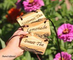 Rustic Wedding Tokens Mason Jar Decoration Custom Names / Dates / Mr. Mrs. Hearts Table Centerpiece
