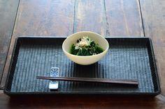 Wagata-style tray by Kobayashi Katsuhisa www.studiokotokoto.com