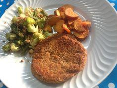 a cozinha da sandra: hambúrguer de feijão manteiga Healthy Recipes, Free Recipes, Healthy Food, Free Food, Steak, Beef, Portugal, Being Healthy, Butter