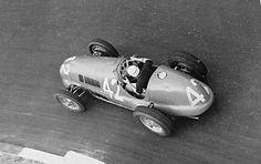 San Remo F1, GP-02C (or GP-06C), Ferrari 166F2, #42 Felice Bonetto, 5th