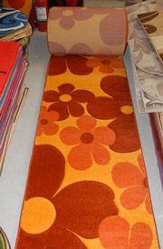 traversa portocalie orange flori Contemporary, Modern, Orange, Rugs, Home Decor, Farmhouse Rugs, Trendy Tree, Decoration Home, Room Decor