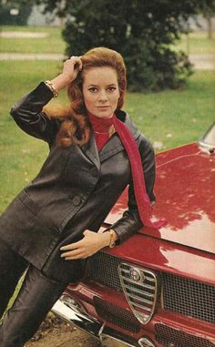 Luciana Paluzzi (born 10 June 1937 in Rome, Italy) is an Italian actress. She is best known for playing SPECTRE assassin Fiona Volpe in the fourth James Bond film, Thunderball.