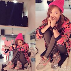 140814 snsd Jessica weibo update - Can you find me in China? [偷笑]