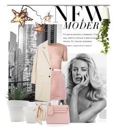 """""""On Wednesdays We Wear Pink"""" by ehny ❤ liked on Polyvore featuring Boskke, Acne Studios, Valentino, Glamorous, MANGO, modern, women's clothing, women, female and woman"""