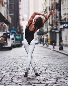 Meet the Goddess Leotard. Pair this @aloyoga exclusive with high waist leggings for a perfect studio-to-street look #aloyoga