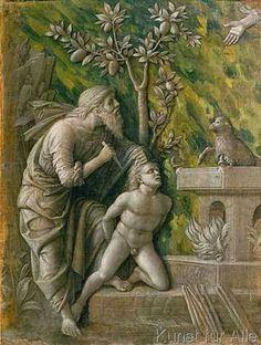 Sguardi sull'Arte: LA PITTURA SCOLPITAMANTEGNA - La pittura scolpita ...